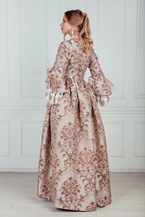Платья 18 века франция