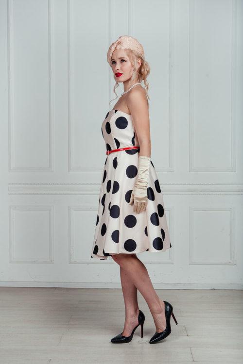 платья +в стиле 50 60