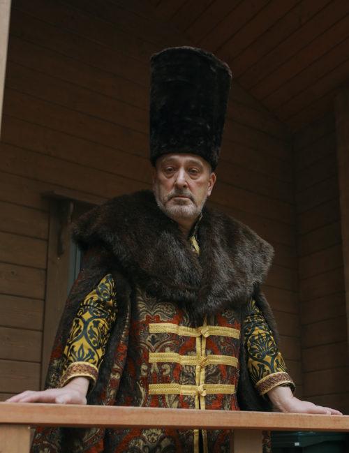 Русский боярский костюм аренда