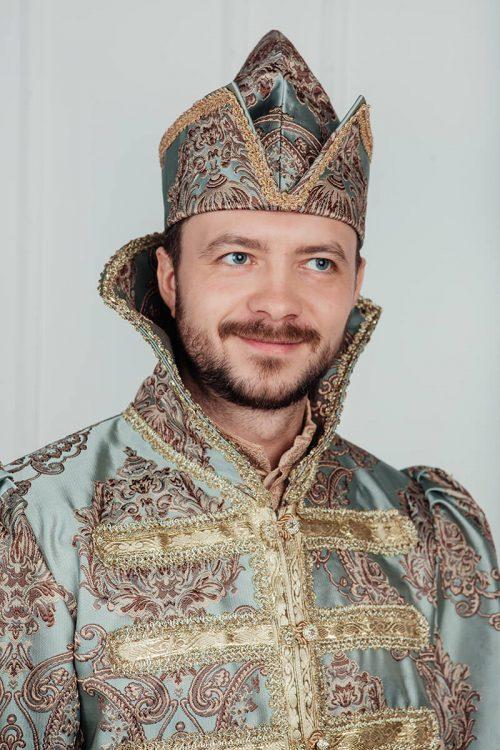 Костюм Ивана Царевича прокат