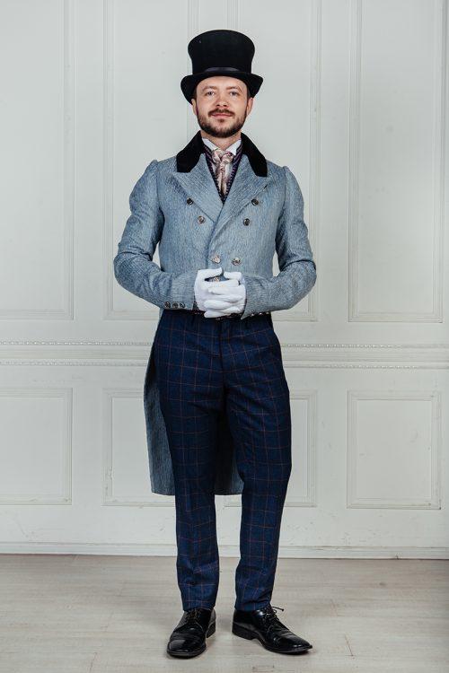 костюм дворянина 19 века