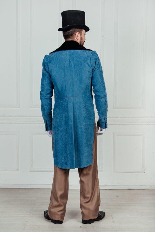 мужской костюм сюртук