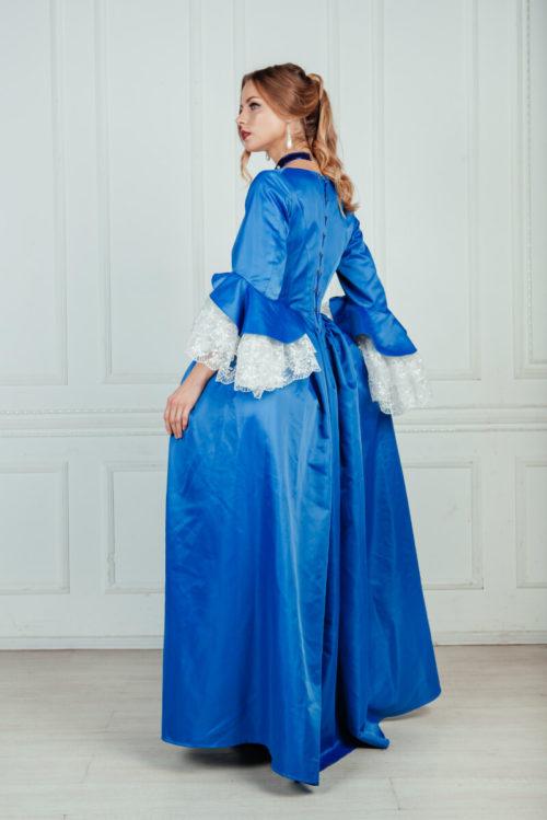 Костюм франции 18 века