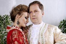 Историческая фотосессия VERSAILLES для пары