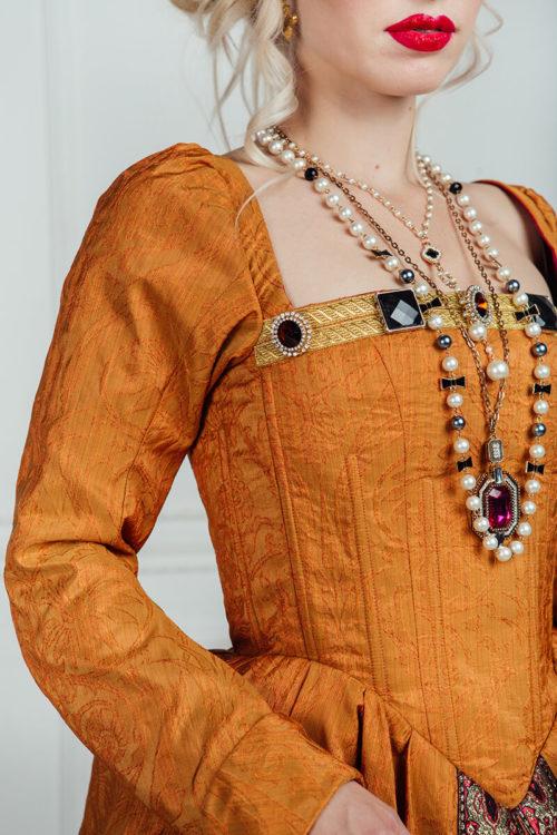 Платье эпохи Возрождения