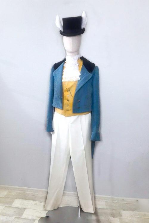 костюм кролика из алисы в стране