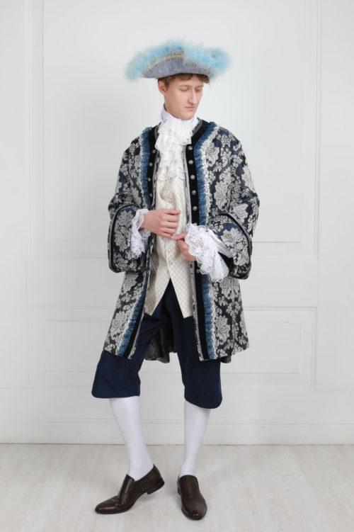 Костюм дворянина 18 века
