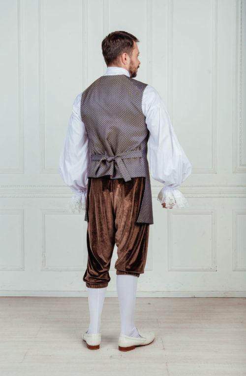 исторические костюмы 18 века