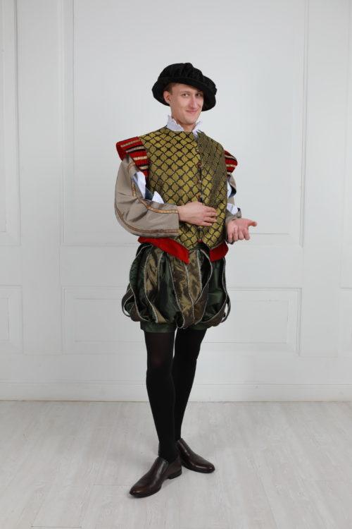 Венецианский торговец костюм