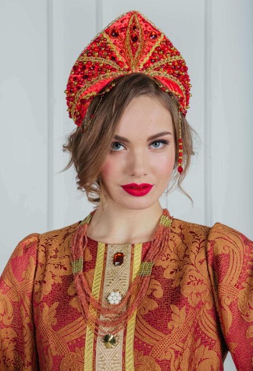 Василиса премудрая костюм аренда