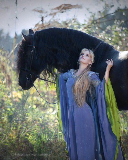 Эльфийское платье