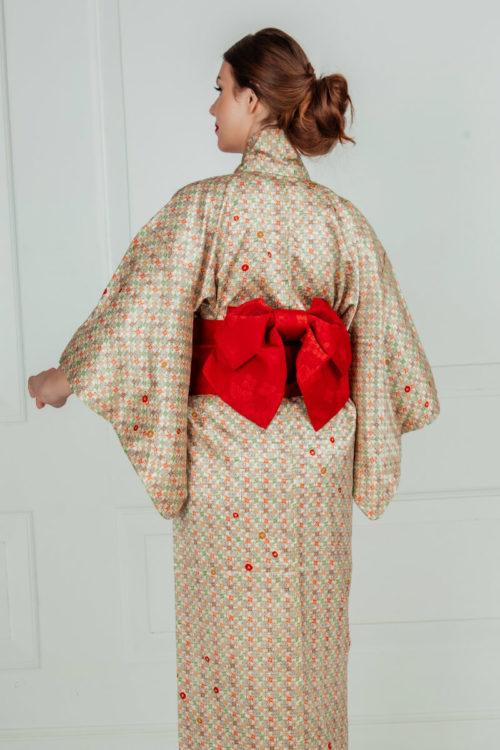 Кимоно шёлковое аренда