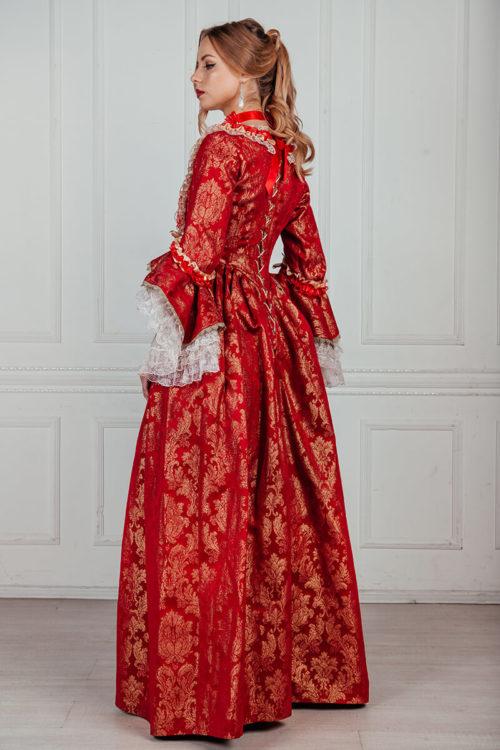 Платье 18 века Екатерина II