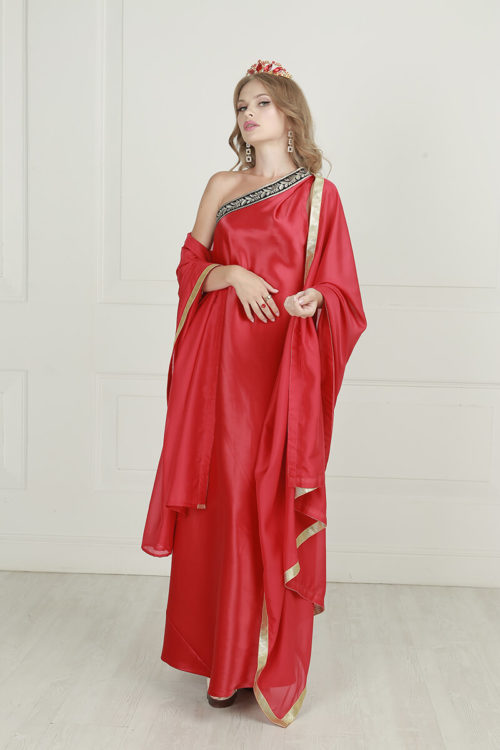 костюм богини геры