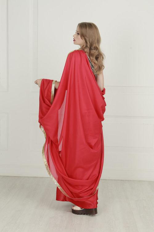 костюм древнегреческой богини