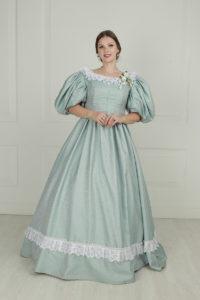 Платье 19 века на полных