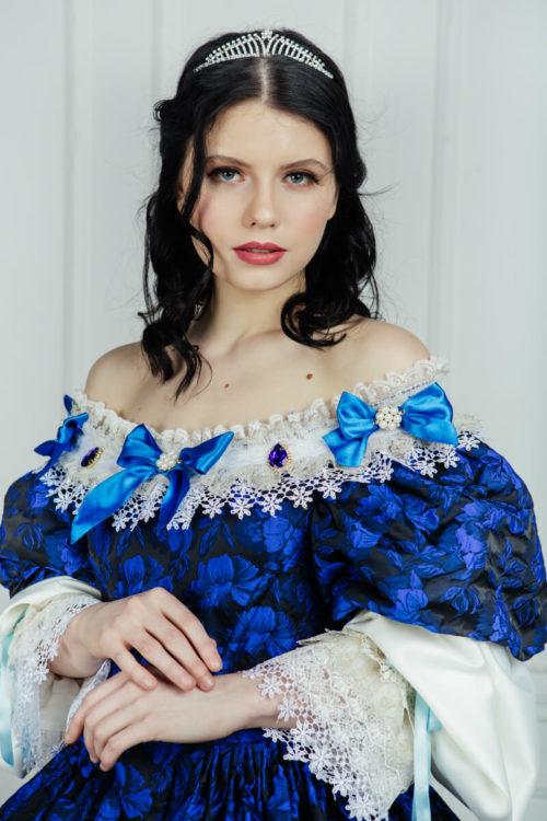 Платье 17 века Анжелика