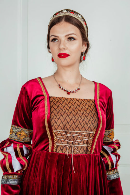 итальянский костюм эпохи возрождения аренда
