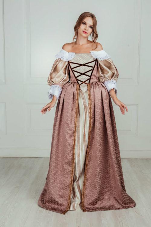 Платье Констанция (17 век)
