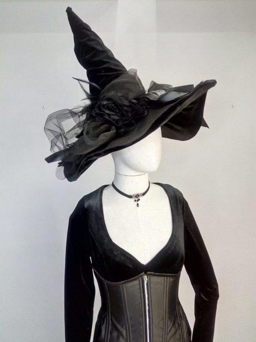Шляпа ведьмы аренда