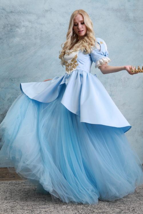 Золушка, платье золушки