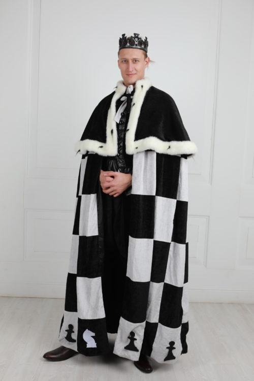 Шахматный король костюм