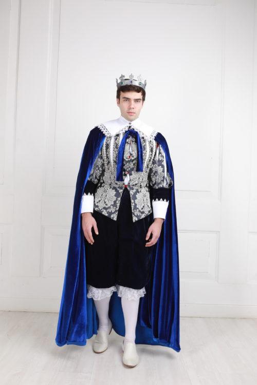 Костюм принца 17 века