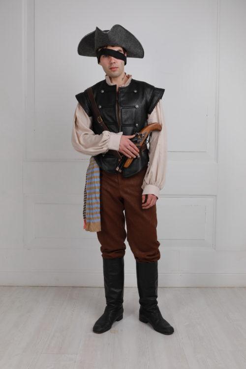 Костюм пирата матороса
