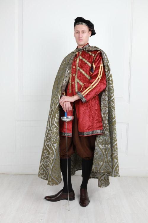 костюм эпохи возрождения мужской