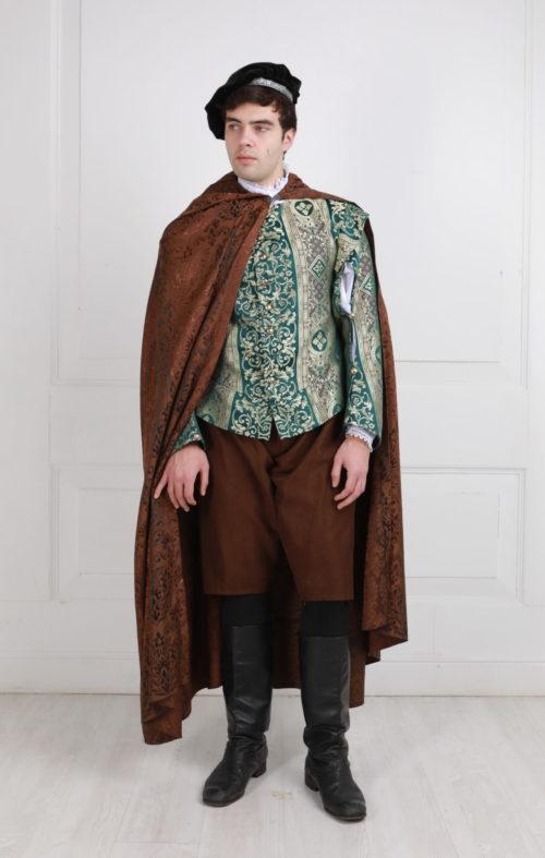 костюм +в стиле ренессанс