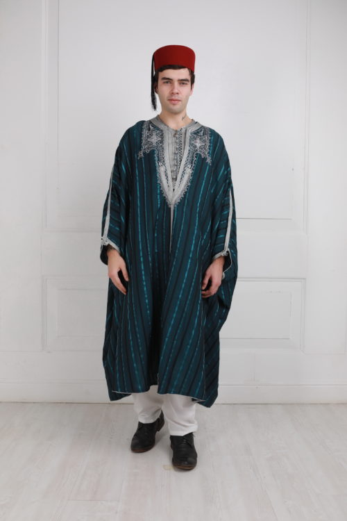 Восточный мужской костюм