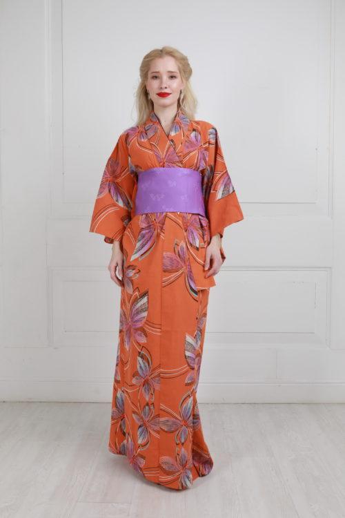 аренда женского кимоно