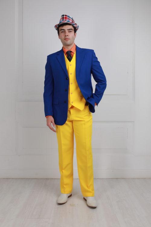костюм стиляги мужской