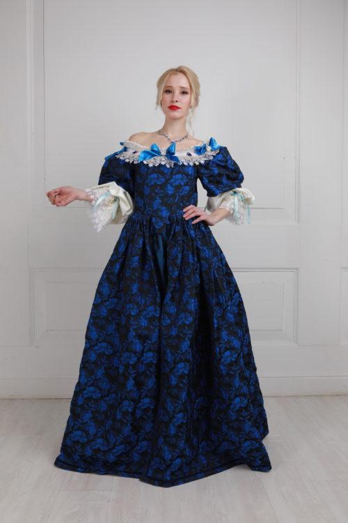 венецианский костюм женский аренда