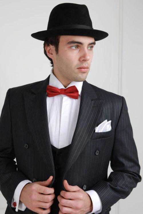 шляпа +в стиле чикаго