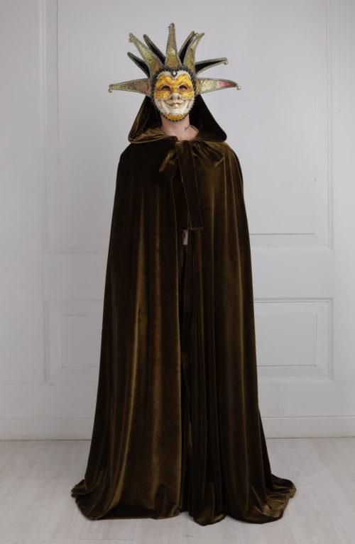венецианский костюм солнце