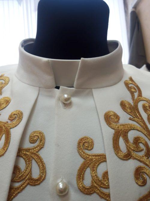 """костюм Папы Римского """"Молодой папа"""""""
