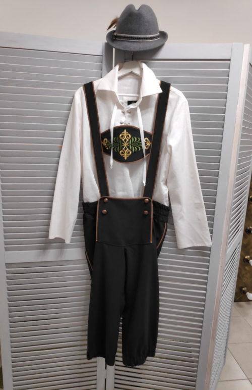 Баварский костюм мужской