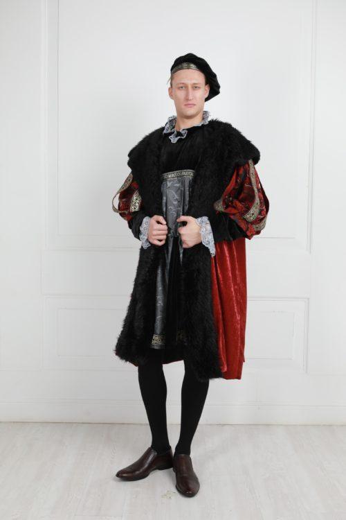 Костюм Генрих VIII premium