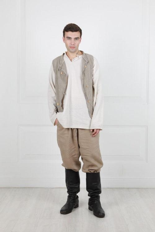 Русский крестьянский костюм