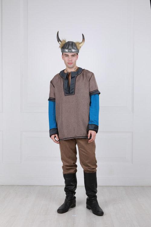 Костюм викинга аренда