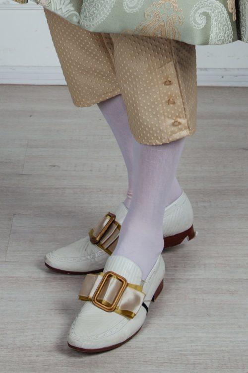 Банты на туфли
