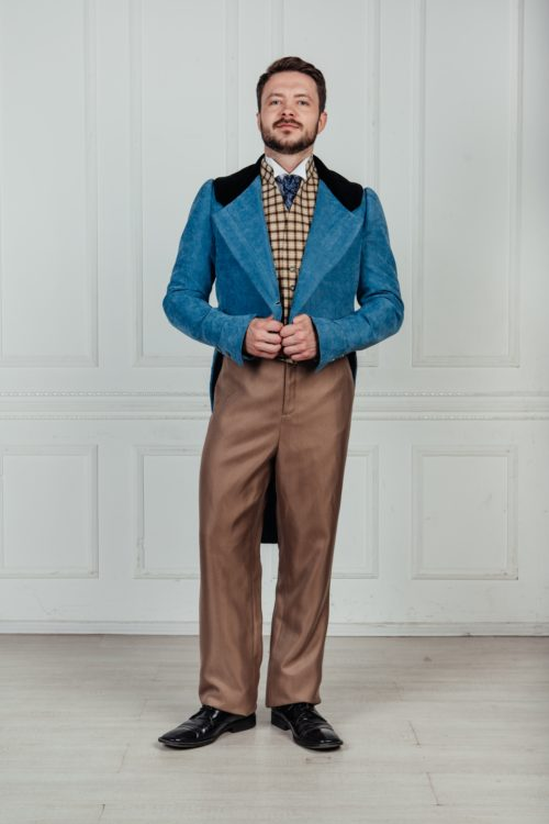Мужские брюки 19 века