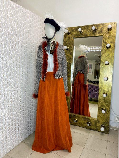 костюм лиса алиса прокат буратино