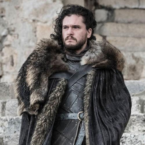 "Костюм Джона Сноу ""Game of Thrones"" 8 сезон"