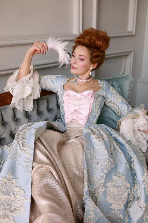 Платье 18 века премиум
