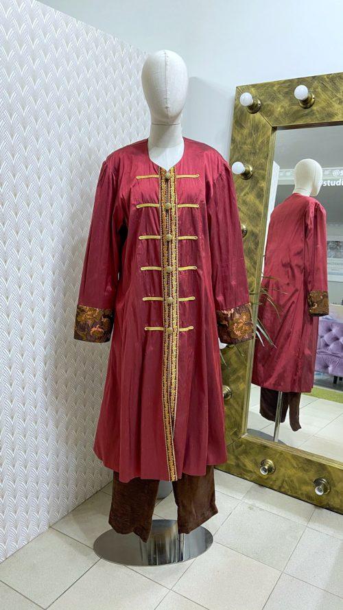Купеческий костюм аренда