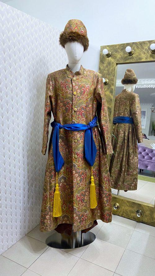 Купеческий костюм